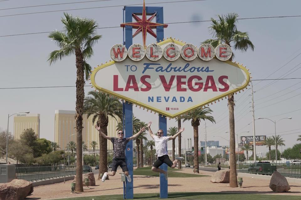Jay & Joss in Vegas