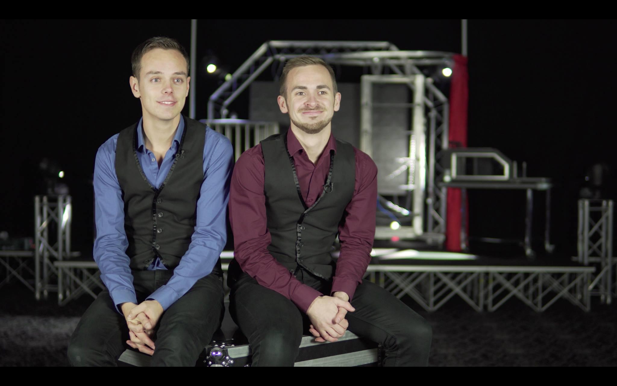 Jay & Joss Interview